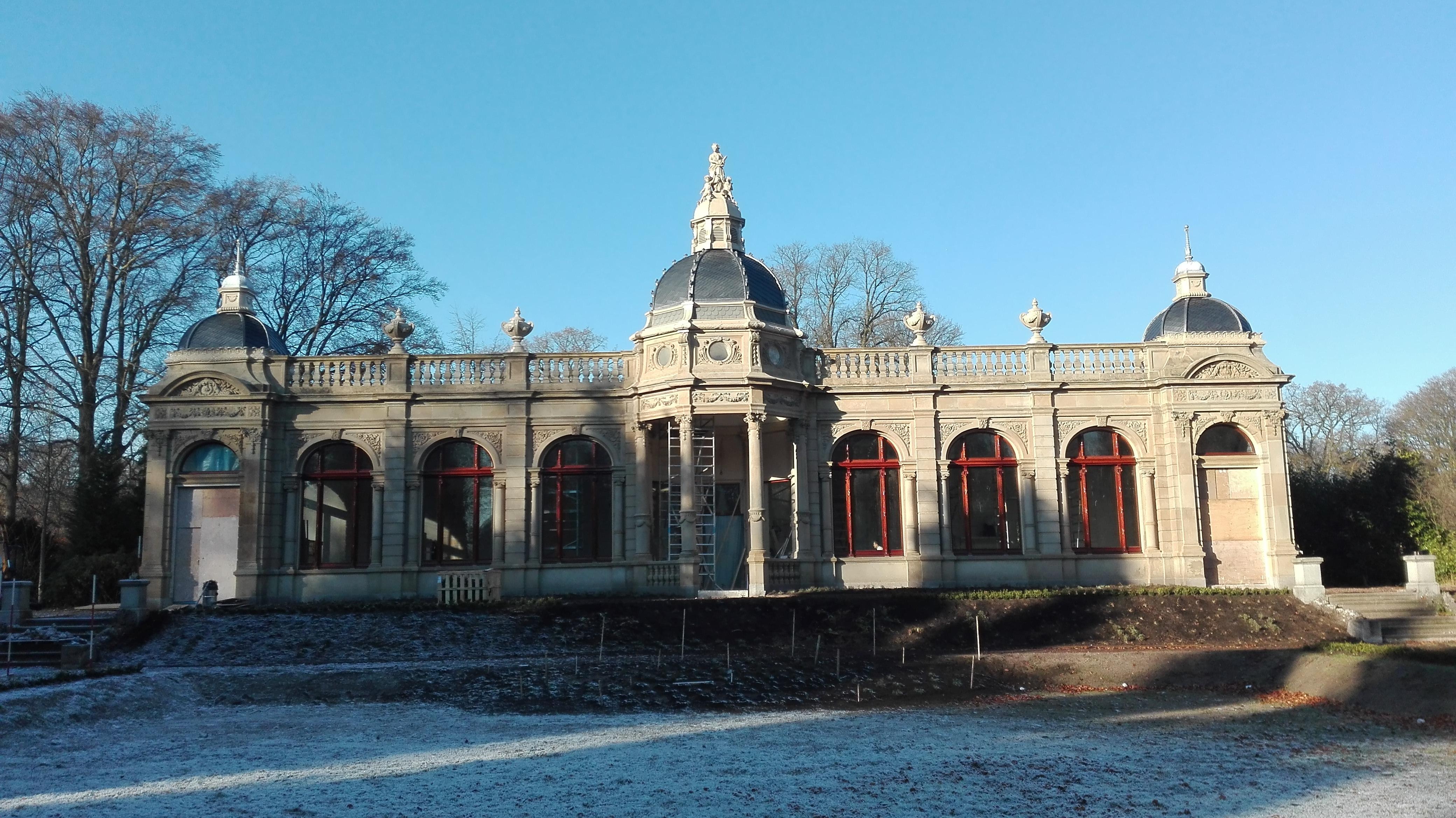 Hydepark Renovatie